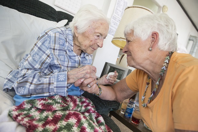 """We Need to Talk: How """"Conversation Starters"""" Can Improve Advance Care Planning"""
