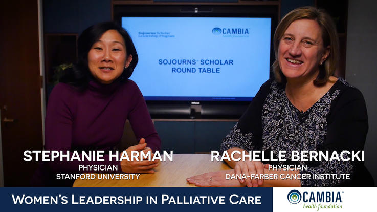 Women's Leadership in Palliative Care